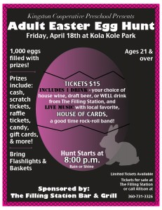 Easter Egg Hunt Flyer2014